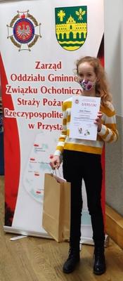 Galeria Ogólnopolski Strażacki Konkurs Plastyczny 2021